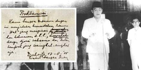 Inilah Alasan Tanggal 17 Agustus 1945 Dipilih Sebagai Hari KemerdekaanIndonesia.